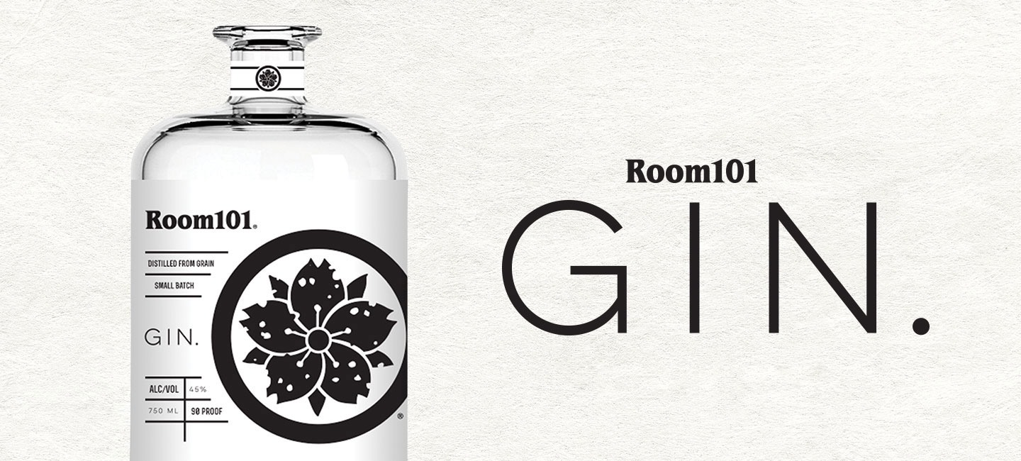 Room101 Gin Now Available